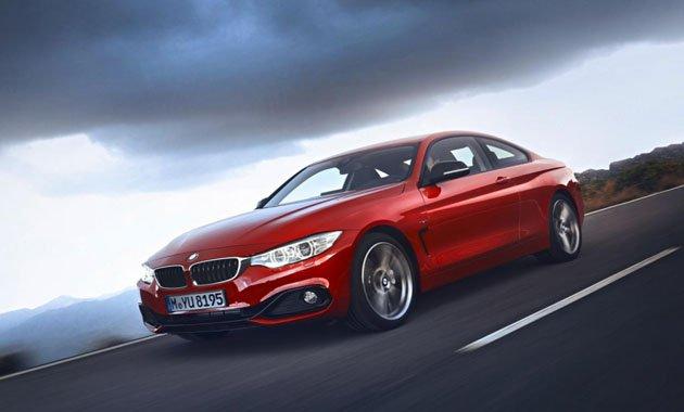 BMW 4-й серии и X5 получили новые двигатели и пакеты оборудования