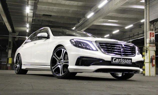 Mercedes-Benz S-Class с тюнингом от Carlsson