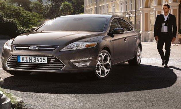 Ford Mondeo: 20 лет и более 4,5 миллионов автомобилей