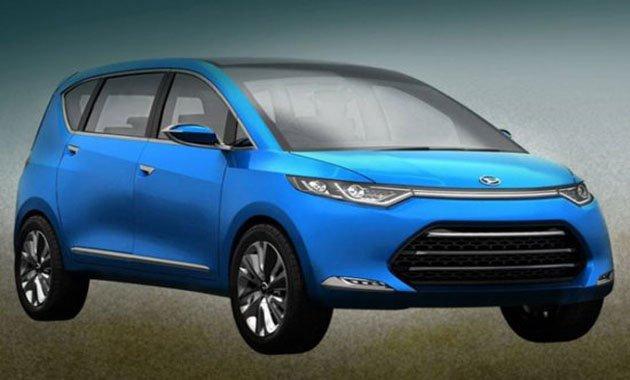 Компания Daihatsu представила восемь концепций в Индонезии