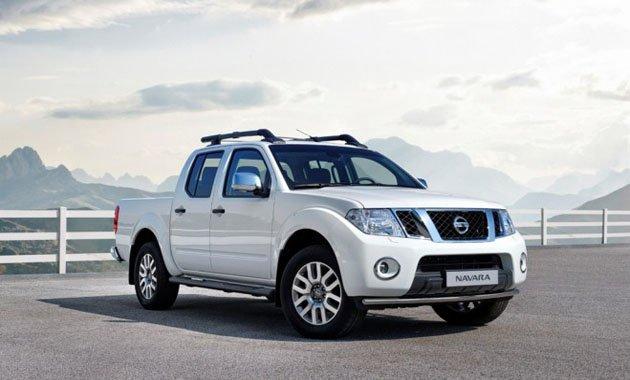 Nissan Navara в новой топовой версии LE SV