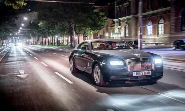 Rolls-Royce Wraith — новый аристократ