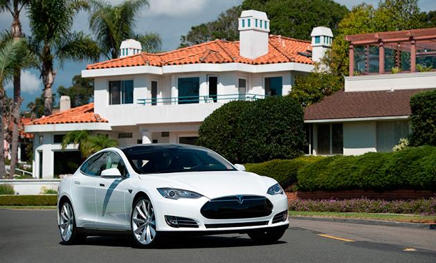 Продажи «Тесла» лидируют на внутреннем рынке Норвегии