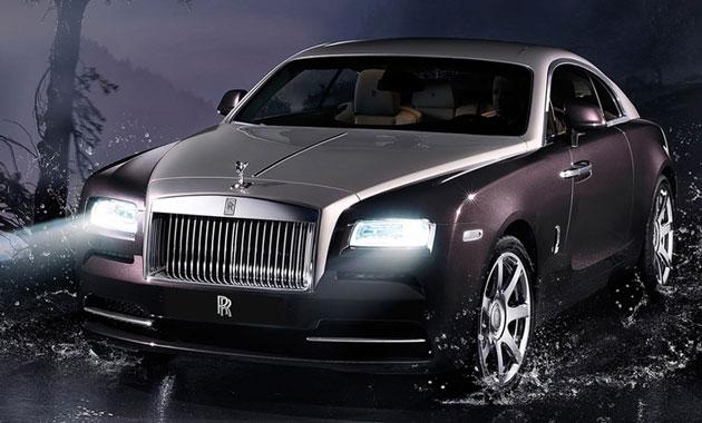 Rolls-Royce готовится к юбилею