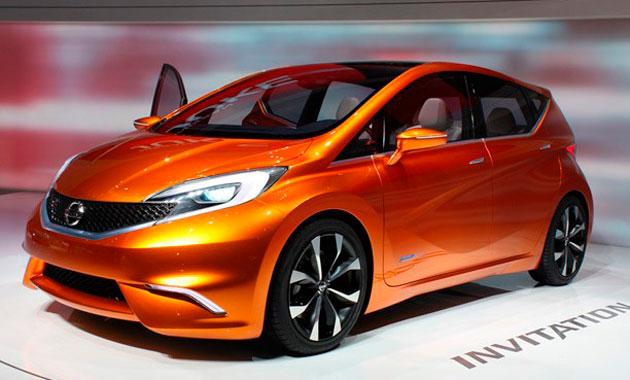 Nissan собирается выпустить хэтчбек Almera для стран Европы