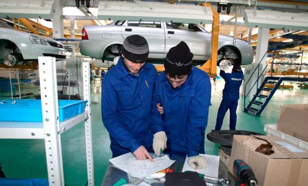 Daewoo откроет производство в Чечне