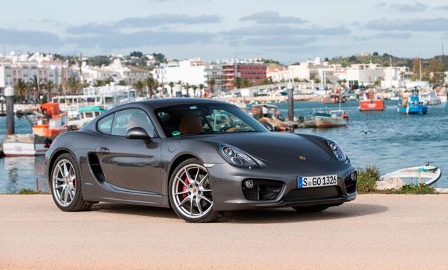 Porsche Cayman и Porsche Boxter