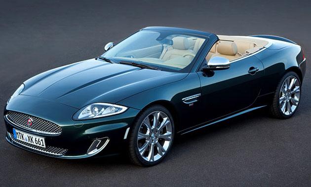 Jaguar XK66 – на прощанье в традиционном зеленом цвете
