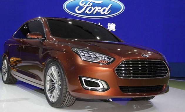 Ford показал новое поколение модели Escort