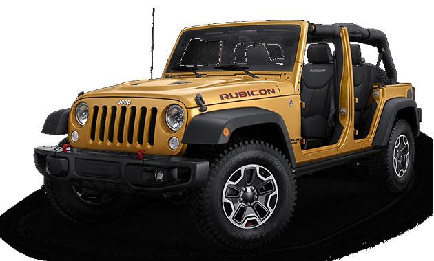 Jeep Wrangler - топор XXI века