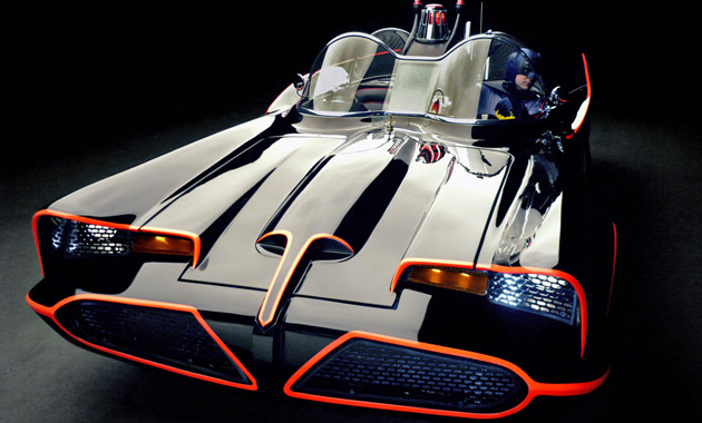 Lincoln Futura Batmobil