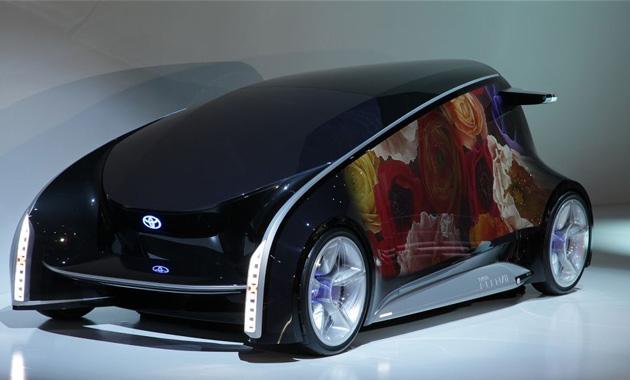 Концепт-кары — мечта на колесах.