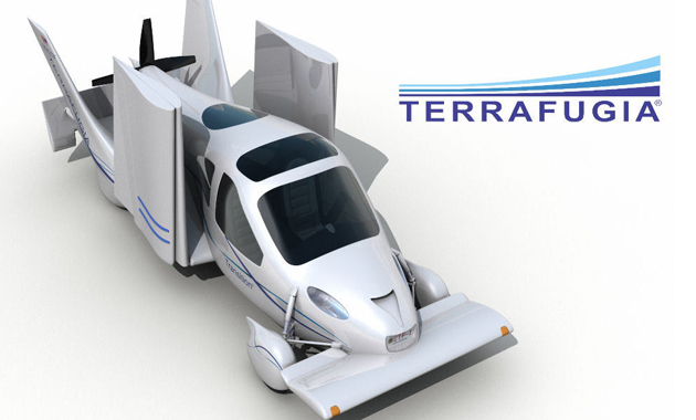Летающий автомобиль будущего Terrafugia Transition